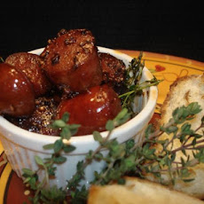 Chorizo Al Vino (Chorizo in Red Wine)