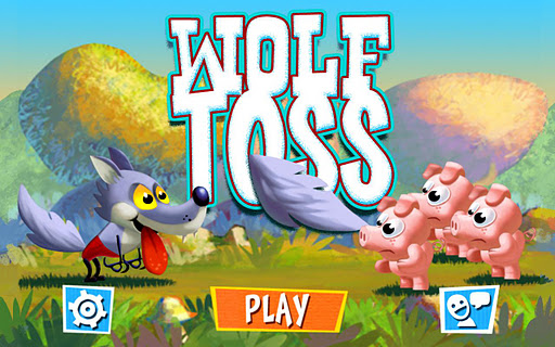 wolf-toss for android screenshot