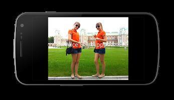 Screenshot of Twin Me! Clone Camera