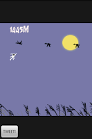 Screenshot of NinjaSwingDifficultMission