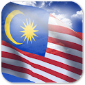 3D Malaysia Flag