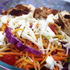 Copycat Applebee's Low-Fat  Blackened Chicken Salad