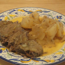 Lindsey's Luscious Lemony Lamb for Your Crock Pot