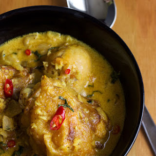 Coconut Curry Chicken Legs Recipes