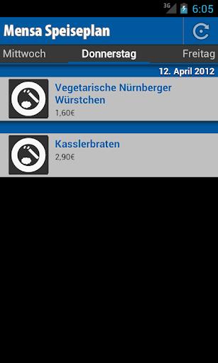 Mensa Offenbach Main