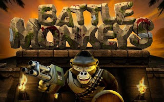Screenshot of Battle Monkeys Multiplayer