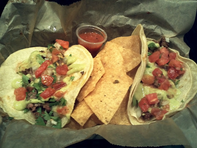 Photo from Pure Tacos