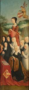 RIJKS: Meester van Alkmaar: painting 1520