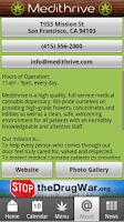 Screenshot of Medithrive