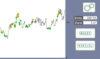 Screenshot of Stock Trading Simulator