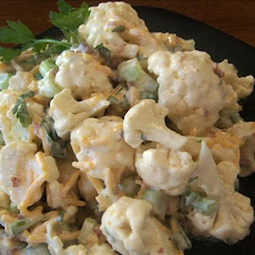 Creamy Cauliflower Salad