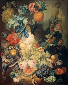 RIJKS: Jan van Os: painting 1774