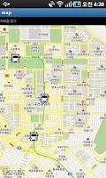 Screenshot of 대전 지하철 찾기