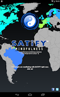 Screenshot of SATiFY Mindfulness Meditation