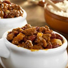 Campbell's® Healthy Request® Chili and Rice