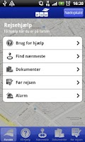 Screenshot of FDM Forsikring App