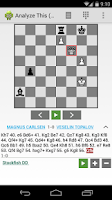 Screenshot of Chess - Analyze This (Free)