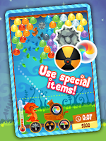 Screenshot of Bubble Dragon - Shooter Game