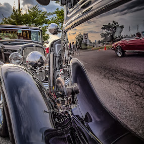 Reflections by Ron Meyers - Transportation Automobiles