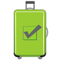 Travel Packing Checklist icon