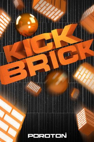 Kick Brick