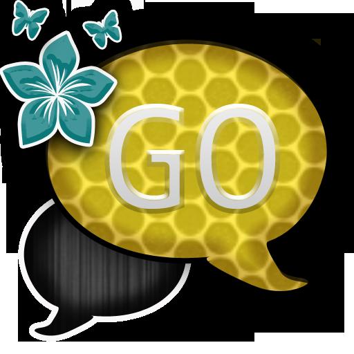 GO SMS THEME/BeeHiveCPK LOGO-APP點子