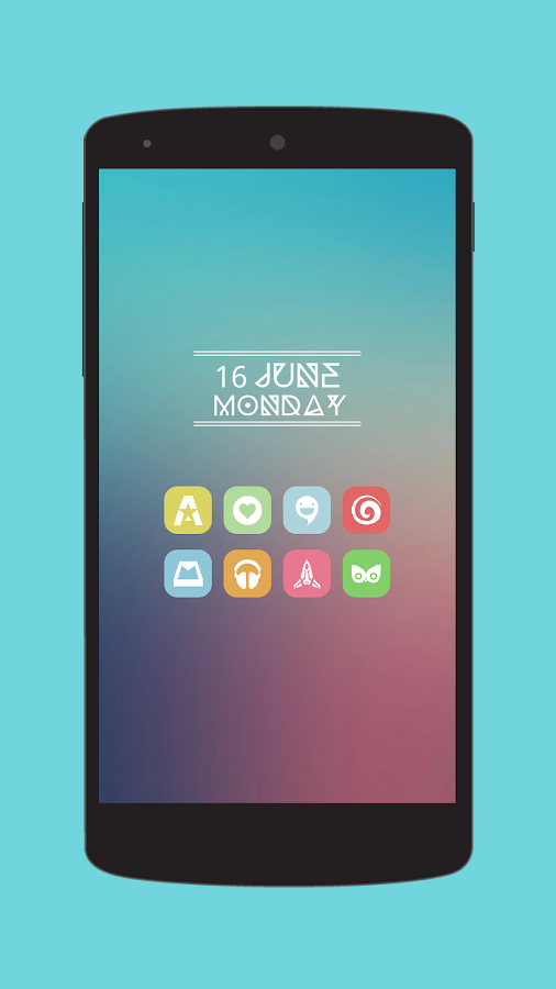 Veronica - Icon Pack Screenshot 2