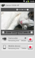 Screenshot of CameraAccess