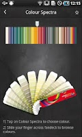 Screenshot of COLOUR SCHEME PRO Asian Paints