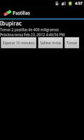 Screenshot of Pastillas(gratis)