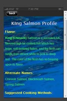 Screenshot of Fishmonger - Info for Chefs