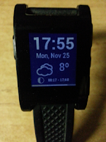 Screenshot of Pebble Notification & Reminder