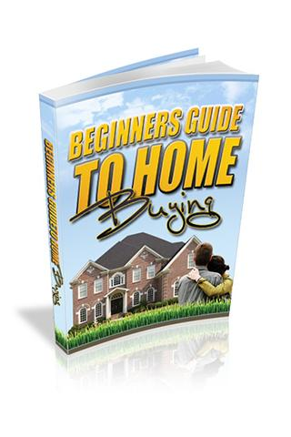 Home Buying: Beginner's Guide