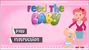 Screenshot of Feed The Baby HD