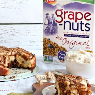 Grape-Nuts Cinnamon Rolls