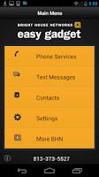 Screenshot of BHN Easy Gadget