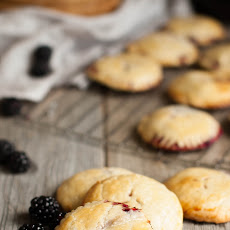 Blackberry Mascarpone Hand Pies