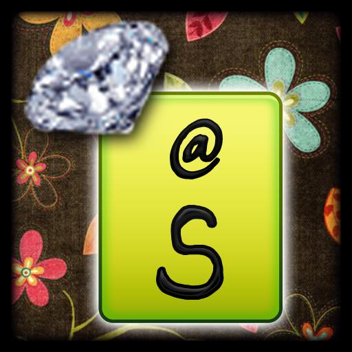KB SKIN - Vintage Diamond 個人化 App LOGO-APP試玩