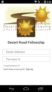 Desert Road Fellowship - screenshot