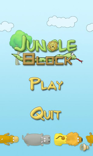 Jungle Block FREE
