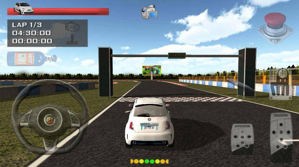 Grand Race Simulator 3D Screenshot 7