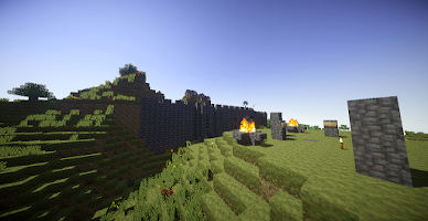 Screenshot of Worldcraft