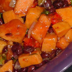 Sweet Potato Black Bean Salad