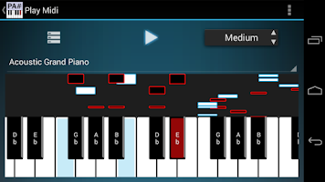 Screenshot of PA# Music Assistant
