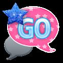 GO SMS - Star Gaze icon