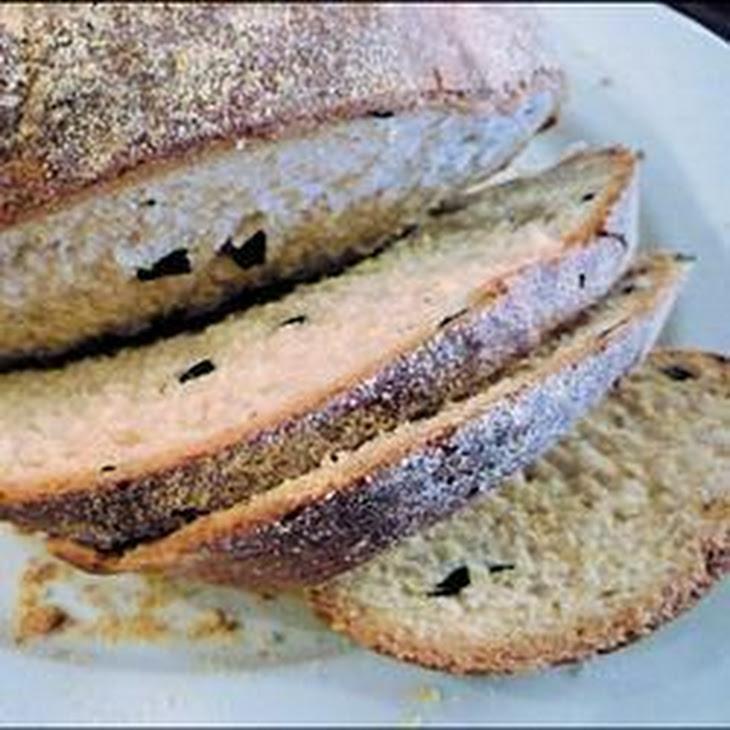 Mediterranean Black Olive Bread Recipe | Yummly