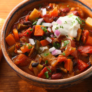 Basic Vegetarian Chili
