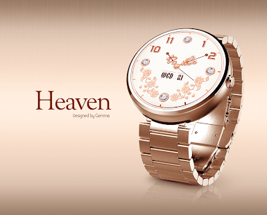 Heaven watchface by Gemma Screenshot
