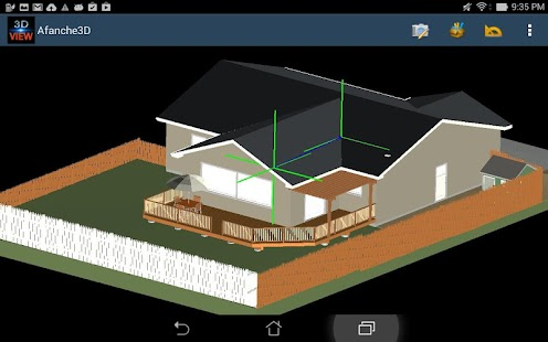 Download afanche 3d cad viewer apk on pc download for Online cad editor