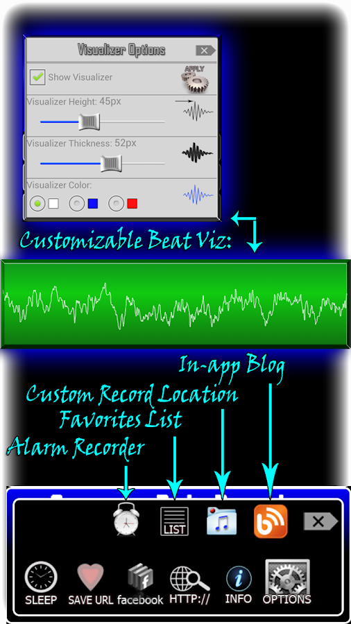 Internet Radio Recorder Pro Screenshot 6